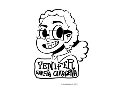 Caricatura e ilustración de Yeni