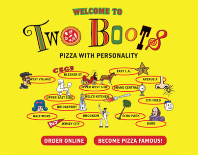 Two Boots Pizza Famous Web Promo