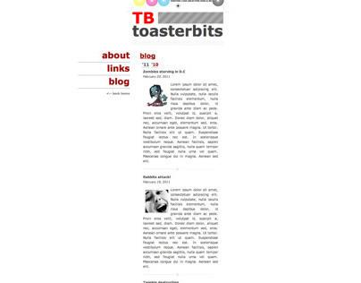 Toasterbits - Minimal/Light/Fun