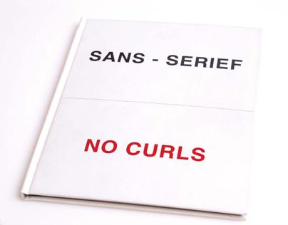 Sans-Serief No Curls