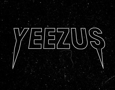 YEEZUS TOUR Poster + Print concepts.