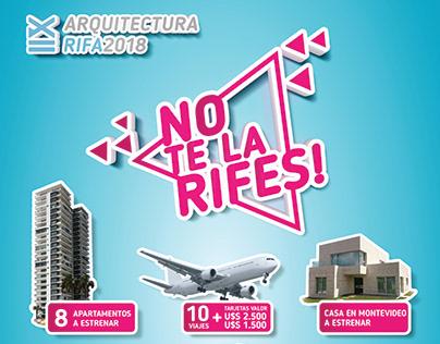 Arquitectura Rifa - Licitación 2017