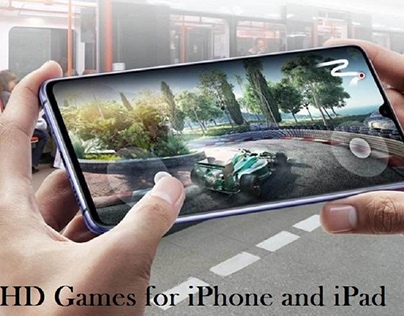 Free HD Games for iPhone and iPad
