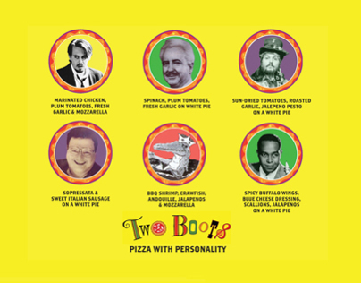 Two Boots Free Pizza Day Special Promotion