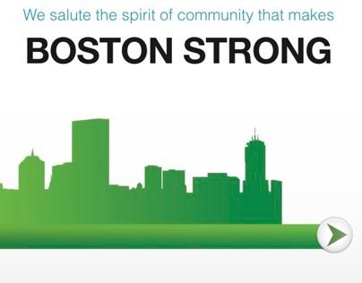 Boston Strong - Fidelity Investment Internship