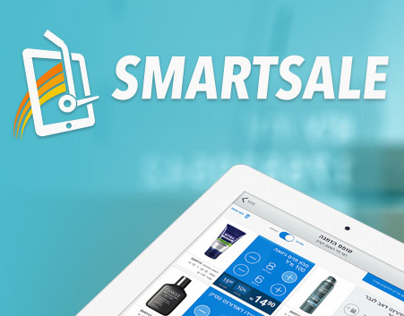 Smartsale Branding. Website and UIX