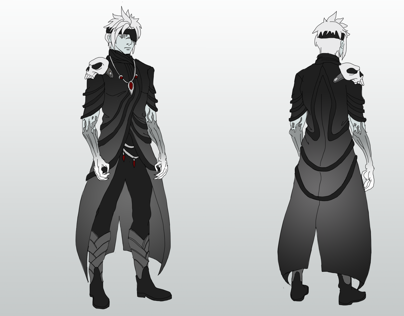 Necros Timeskip re-design