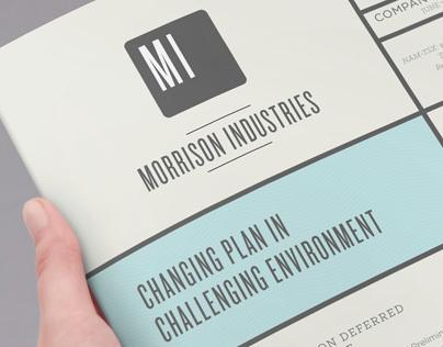 Morrison Industries Marketing Brochure