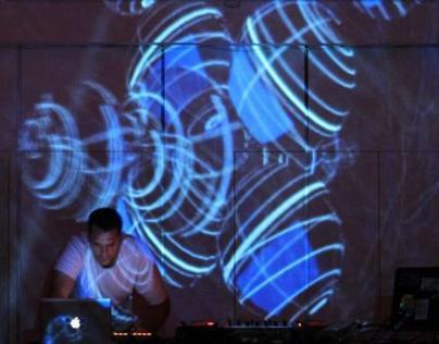 QUARTZ COMPOSER live set at Niu Bcn