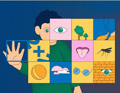 charity foundation illustrations