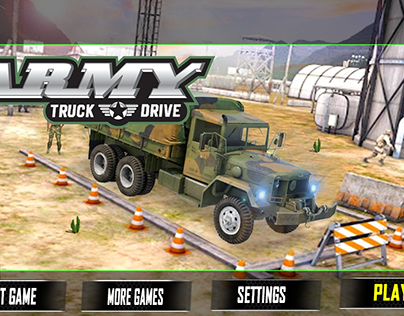 Army Truck Driving 2021