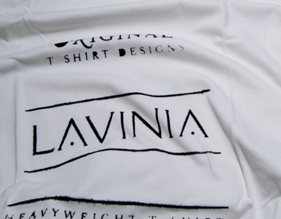 Lavinia band_design