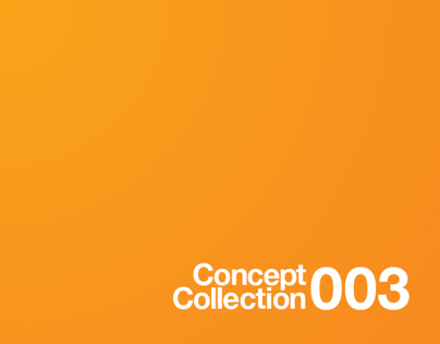 Concept Collection 003