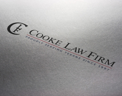 Cooke Law Firm - branding design