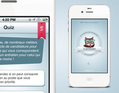 Dr. Job - iPhone App