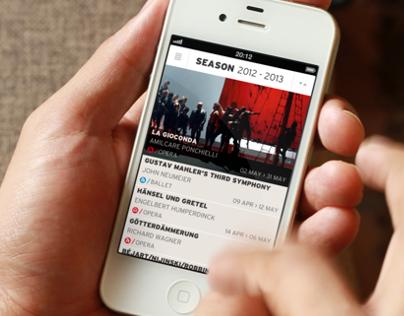 Opéra National de Paris - iPhone & Android