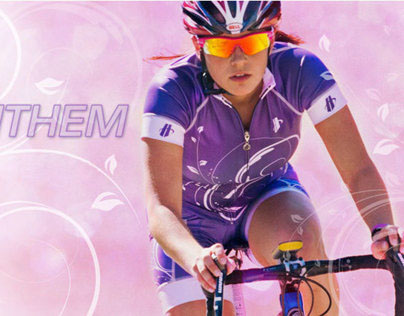 ANTHEM - Women's Cycle Apparel SPRING 2013