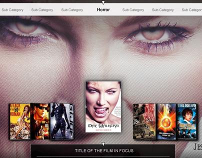 LET IT V - VOD Portal