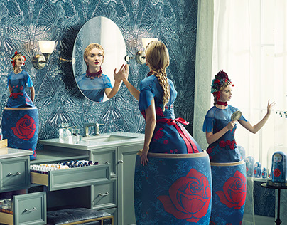 Fashion Design for advertising