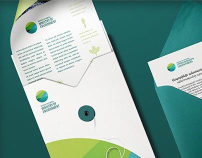 Ministry of Environment of Armenia Branding