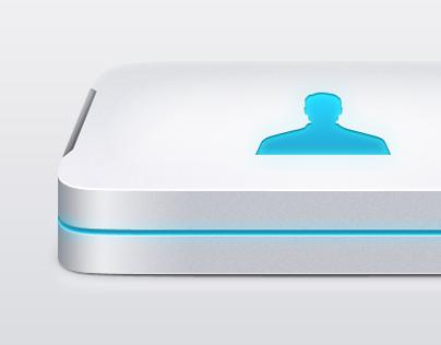 Mac Mini Drive Icon