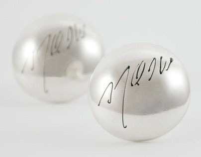 MAIW Signature Cufflinks