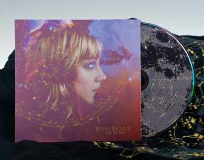 Jenna Jackley- Day By Day EP