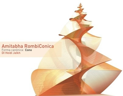 Amitabha RombiConica