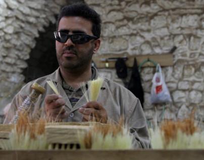 Arabian Blind Association's Workshop
