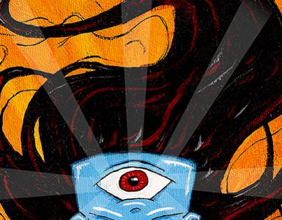 Painting: The Third Eye