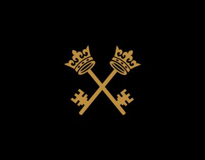 Angel Wawel Logo Design