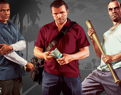 Grand Theft Auto 5 Characters Collection