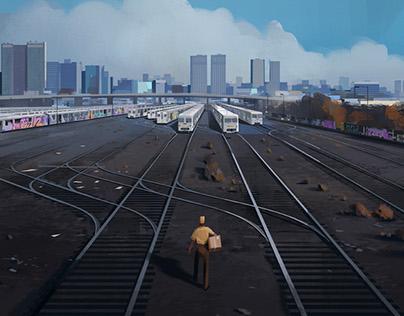 Nowhere Express Episode III