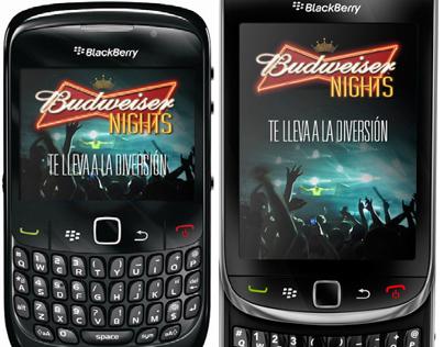 App Budweiser Nights