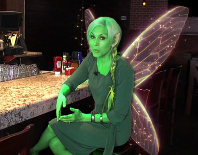 Absinthe - The Green Fairy