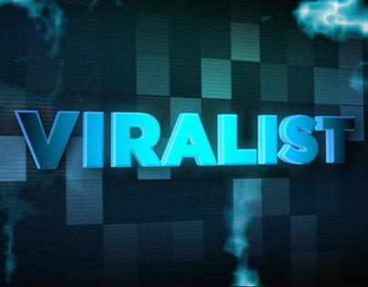 Viralist Title Graphic