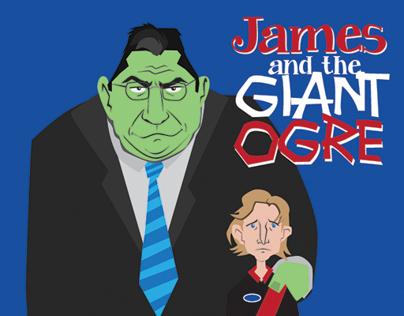 James and the Giant Ogre
