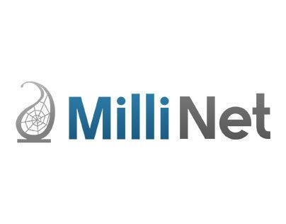 """Milli Net"" internet award website redesign"