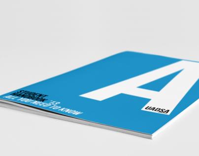 UADSA Student Handbook