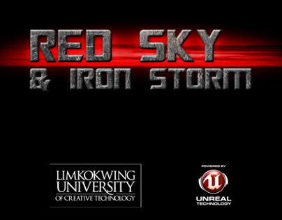 Red Skies & Iron Storm