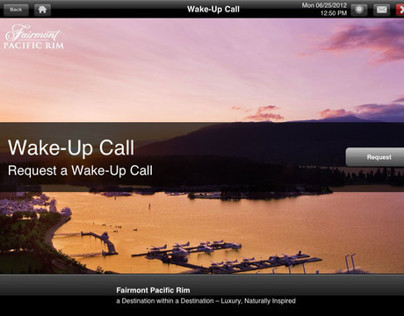 Hearst Corp. - iPhone UX for Travel & Leisure