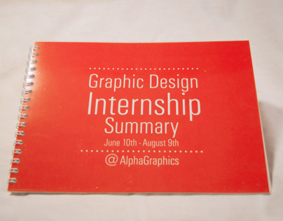 Internship Booklet