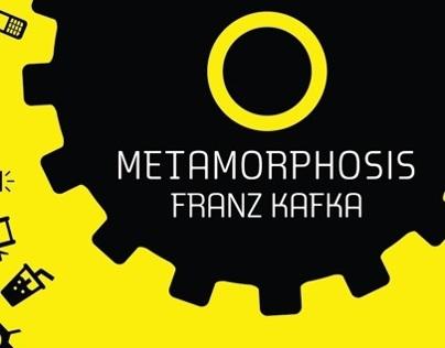 The Metamorphosis by Franz Kafka - branding