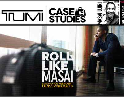 Tumi Case Studies