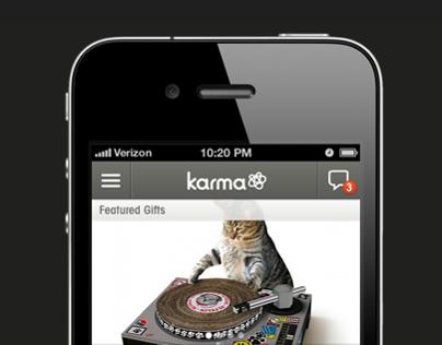 Karma - Home