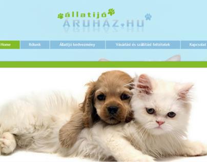 Pet - Webstore - www.allatijoaruhaz.hu