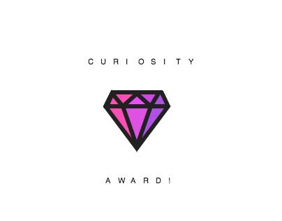 Curiosity Award