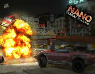 Game Concept - Nano Street Racers