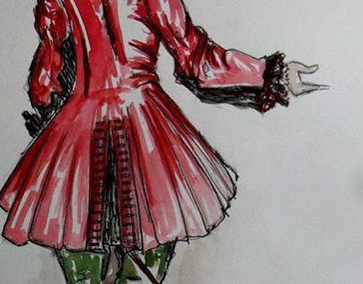 Baroque Costumes