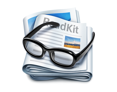 ReadKit Mac App Icon